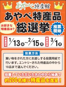 総選挙広告